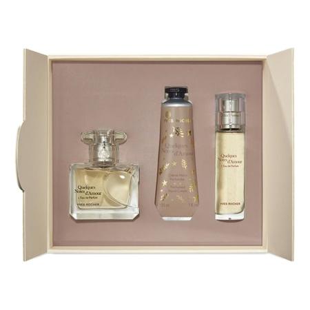 YVES ROCHER Coffret Parfum Quelques Notes d'amour