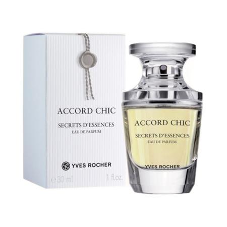 YVES ROCHER Secrets d'Essences Accord Chic l'Eau de Parfum