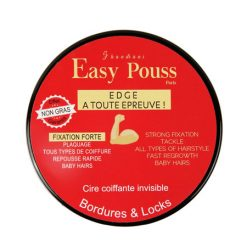 EASY POUSS EDGE gel invisible Fixation forte & repousse rapide Bordures et locks