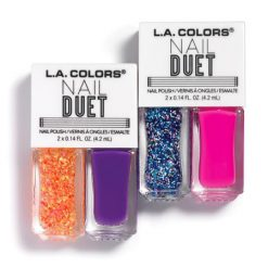 L.A. COLORS Nails Duet Vernis à ongles Duo