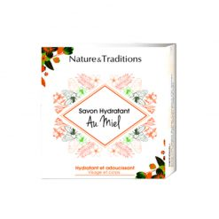 Nature et Traditions Savon hydratant au miel