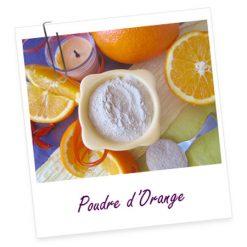 Poudre Ayurvédique d'Orange