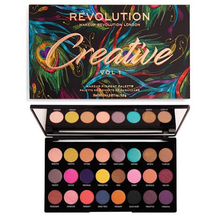 REVOLUTION Creative Vol 1 palette
