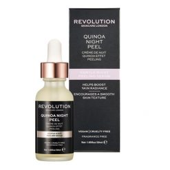REVOLUTION sérum peeling doux Quinoa Night Peel