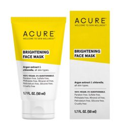 ACURE masque facial éclaircissant Brightening Face Mask