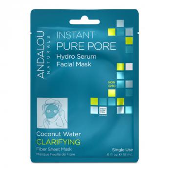 ANDALOU NATURALS Instant Pure Pore Hydro Serum masque clarifiant