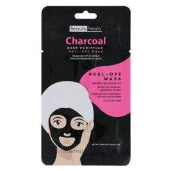 BEAUTY TREATS Masque peel off au charbon