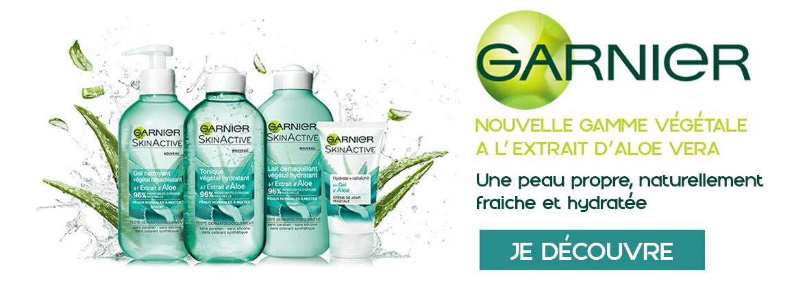 Garnier Extrait d'aloe vera