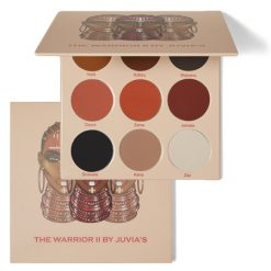 JUVIA'S PLACE The Warrior 2 Palette