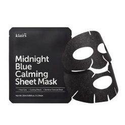 KLAIRS Midnight Blue Calming Masque en tissu