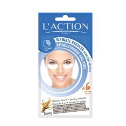 L'ACTION Paris masque Patchs Hydrogel Anti-Rides