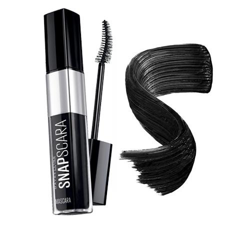 MAYBELLINE Snapscara Mascara pitch black