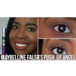 MAYBELLINE The Falsies Push up Angel effet faux cils Mascara