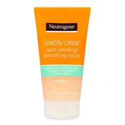 NEUTROGENA visibly clear spot proof gel exfoliant doux