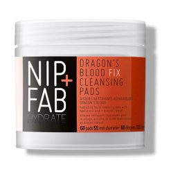 NIP+FAB Dragon's Blood Fix Disques Nettoyants Réparateurs