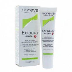NOREVA Exfoliac Global 6 en 1