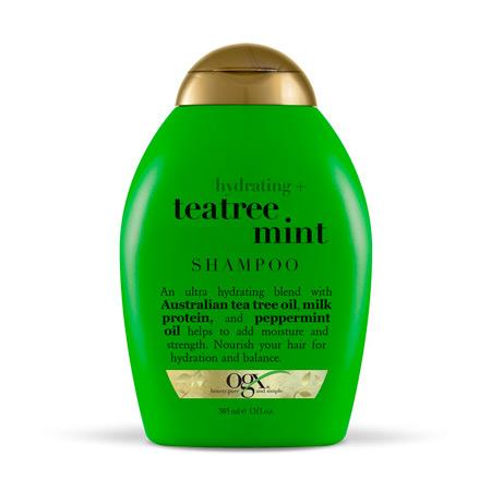 OGX Tea Tree Mint shampoing hydratant