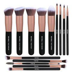 Set de 14 pinceaux kabuki pro teint & yeux BS