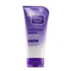 CLEAN & CLEAR Continuous Control Nettoyant anti acné
