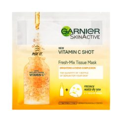 GARNIER SkinActive Masque Tissu Fresh-Mix Vitamine C Shot