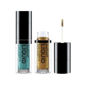 NICKA K Radiant Liquid Eyeshadow