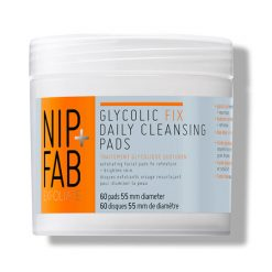 NIP+FAB Glycolic Fix disques exfoliants quotidien à l'acide glycolique