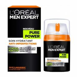 OREAL Men Expert Pure Power Soin Hydratant Anti-Imperfections