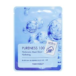 TONY MOLY Pureness 100 Masque en tissu à l'acide Hyaluronique: Hydratant