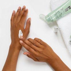 Application Clinique Crème Gommage