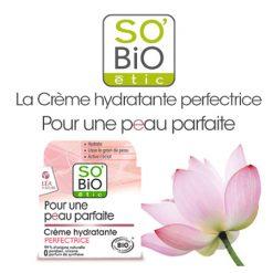 Crème Hydratante Perfectrice So Bio Etic