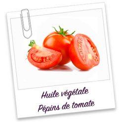 Huile végétale de pepins de tomate