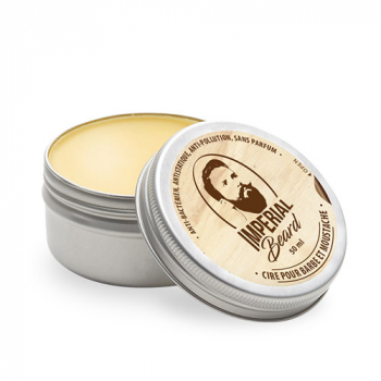 IMPERIAL BEARD Cire hydratante pour barbe & moustache