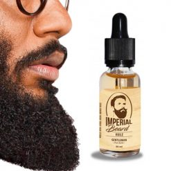 IMPERIAL BEARD Huile à barbe authentic Argan, olive & noyau d'abricot