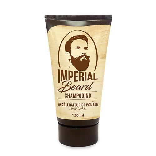 IMPERIAL BEARD Shampoing accélérateur de pousse pour barbe