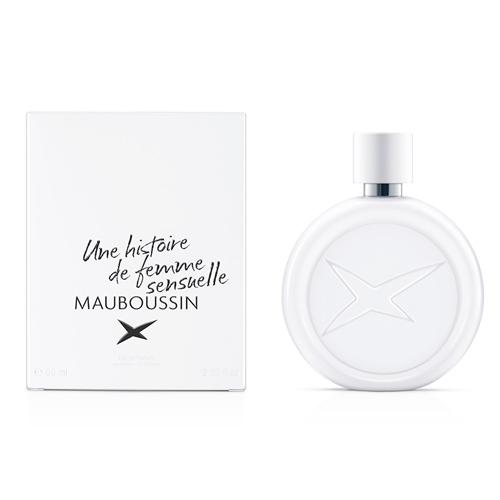 MAUBOUSSIN Une histoire de femme sensuelle L'Eau de parfum