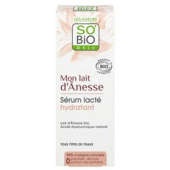 SO'BIO ETIC Mon Lait d' nesse Sérum Lacté Booster d'Hydratation