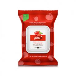 YES TO Tomatoes lingettes Visage Nettoyante Anti-Imperfections X30