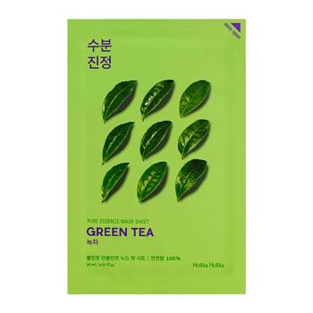 Holika Holika Masque en tissu Pure Essence au Thé vert