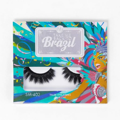 BH COSMETICS Take Me Back to Brazil faux cils