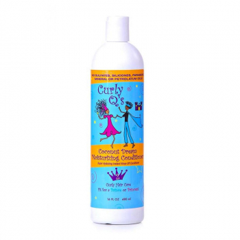 CURLY Q'S by CURL Coconut Dream Conditioner