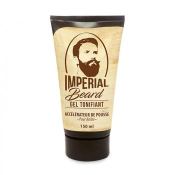 IMPERIAL BEARD Gel tonifiant accélérateur de pousse de barbe