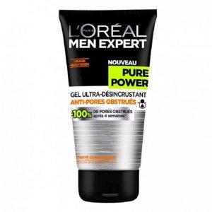 L'OREAL Men Expert Pure Power Gel ultra-désincrustant Anti-pores obstrués