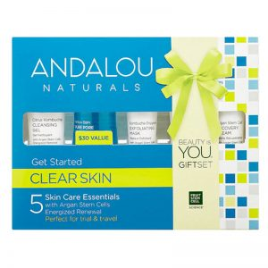 ANDALOU NATURALS Get Started Coffret de soins Clear Skin