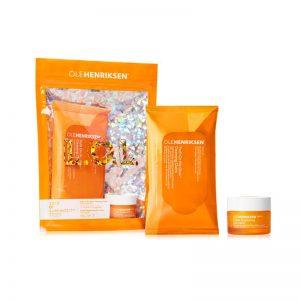 OLE HENRIKSEN Lot Of Luminosity Kit de Soin Illuminant A la Vitamine C