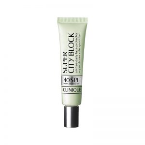 CLINIQUE Super City Block Crème Protection Solaire Invisible Sans Corps Gras SPF 40