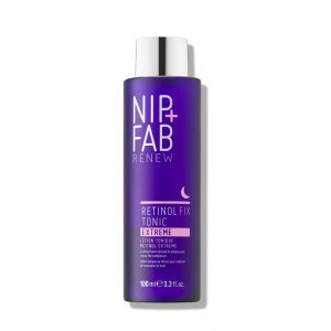 NIP+FAB Retinol Fix Extreme Lotion Tonique Sublimatrice Anti-âge au Retinol