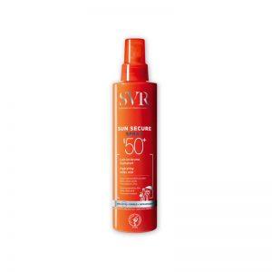 SVR Sun Secure Spray Lait-en-brume Toucher Sec SPF50