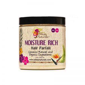 ALIKAY NATURALS Moisture Rich Hair Parfait Creme Hydratation Intense