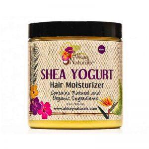 ALIKAY NATURALS Shea Yogurt Hair Moisturizer Creme scellante
