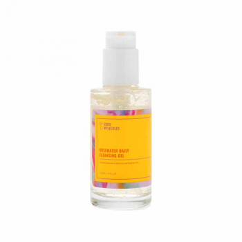 GOOD MOLECULES Rosewater Gel Nettoyant Doux
